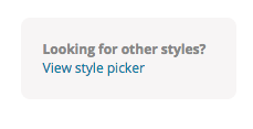 view style picker