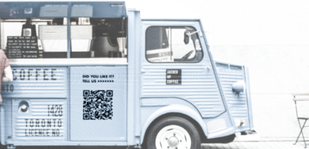 Collect Customer Feedback via QR-Codes for…  your Coffee Shop