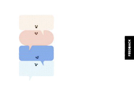 Always visible: The Feedback Buttonblock